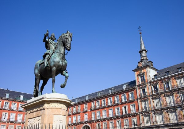 SANDEMANs NEW Madrid Tours Tour Gratis de Madrid