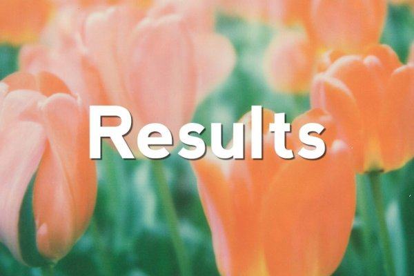 The Results 2016