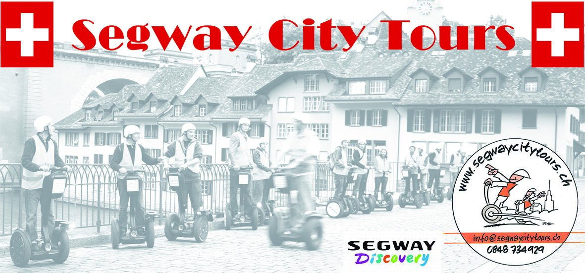 Welcome to Segway City Tours Switzerland