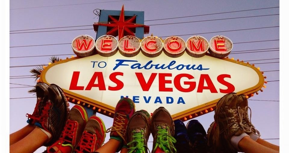 Run the Historic Las Vegas Strip!