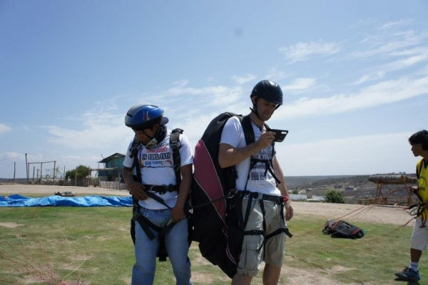 Paraglide w/ Instructor