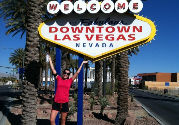 (D) Las Vegas Downtown Run/Walk Tour