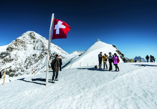Interlaken Free Walking Tour Private Jungfraujoch Tour