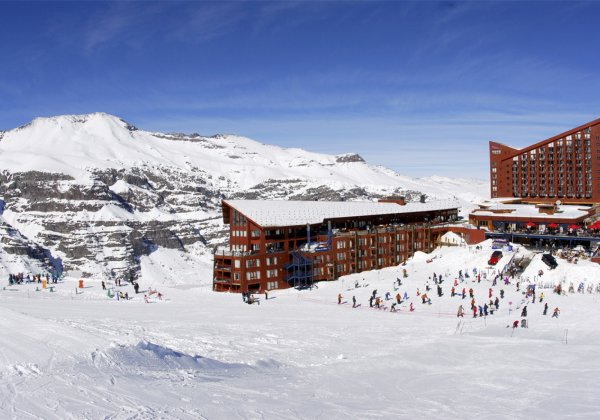 Tour Valle Nevado & Farellones