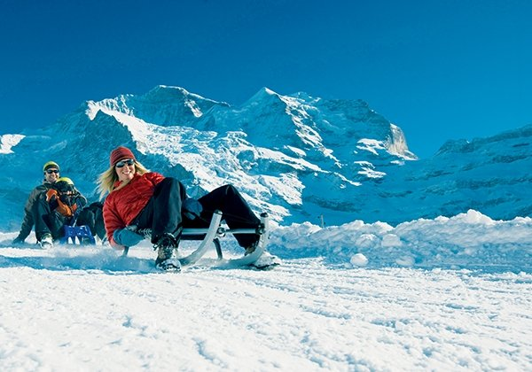 Outdoor Interlaken AG Winter Alpine Adventure