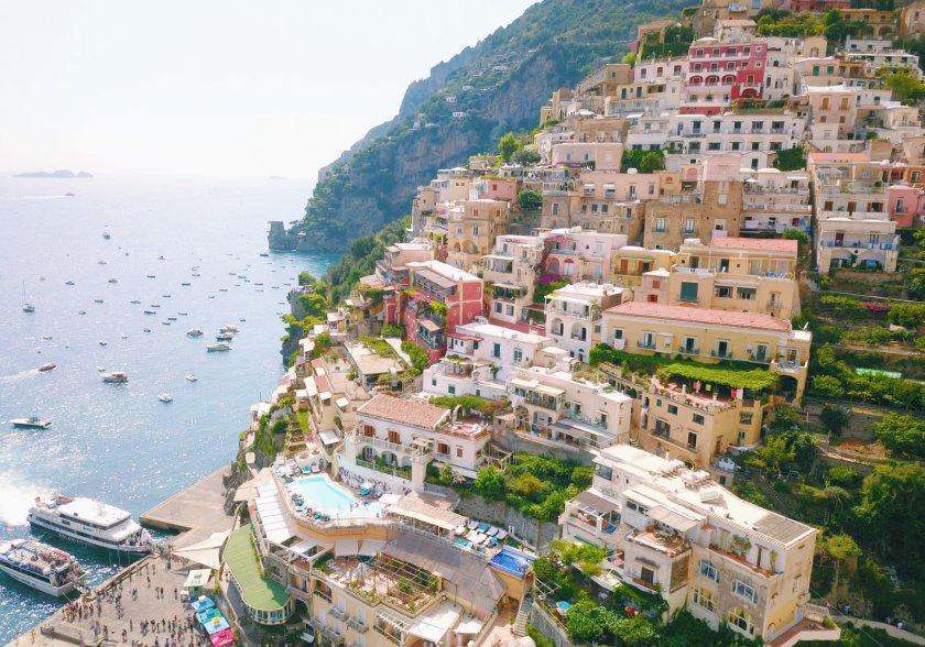 Bus2Alps AG Florence 2 The Amalfi Coast Long Weekend- Silver Route