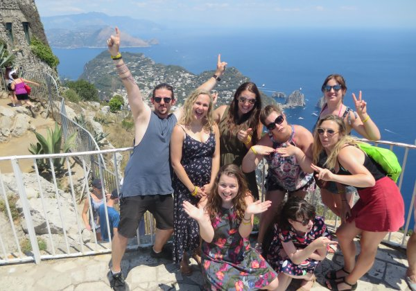 Italy on a Budget tours AMALFI COAST TOUR from Rome - 4DAYS