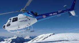 Skydive Switzerland GmbH 20 Minute Heli Flight