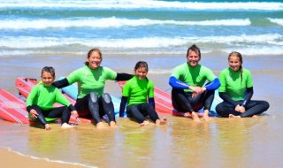 Family Surfing Holidays