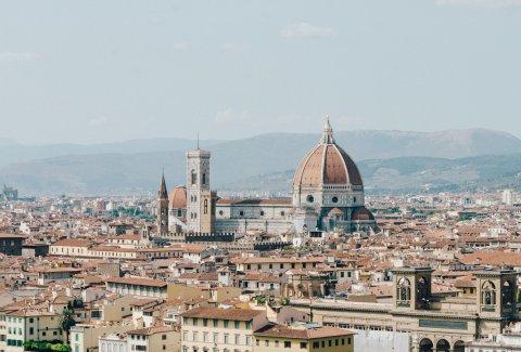 Florence Departures
