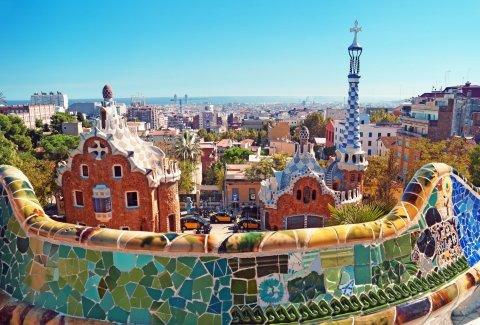 Barcelona Departures