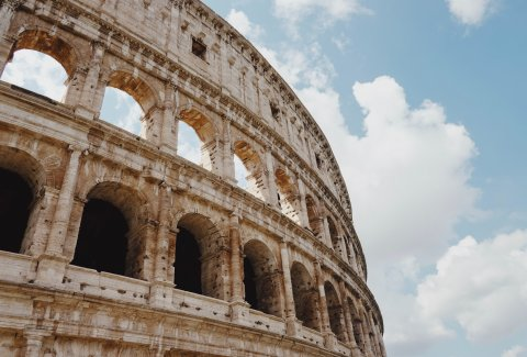 Rome Departures