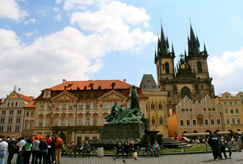 Prague Departures