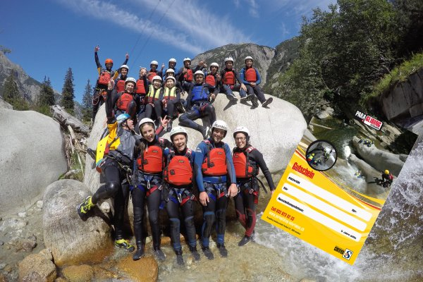 Canyoning Interlaken