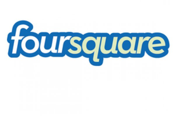 Check-in at FourSquare