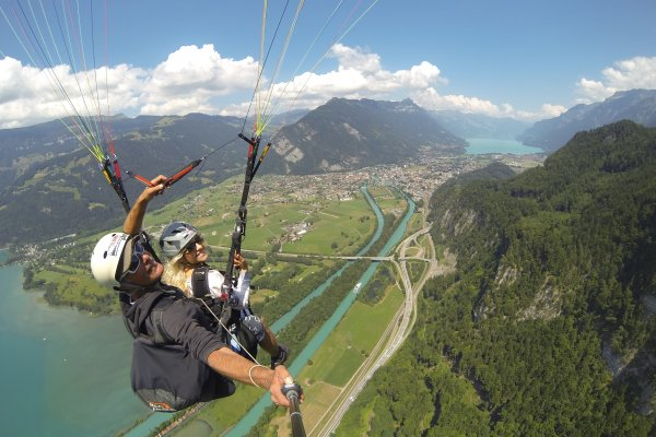 "Parapente ""Temps double"""