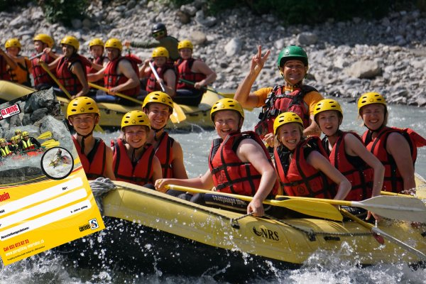 River Rafting Simme