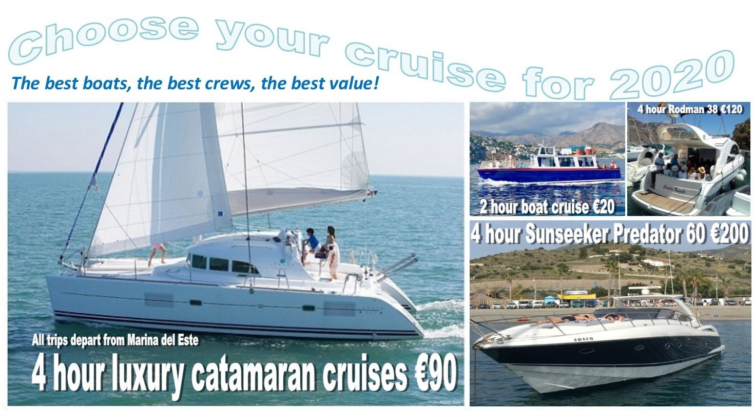 Luxury skippered Sailing Charters