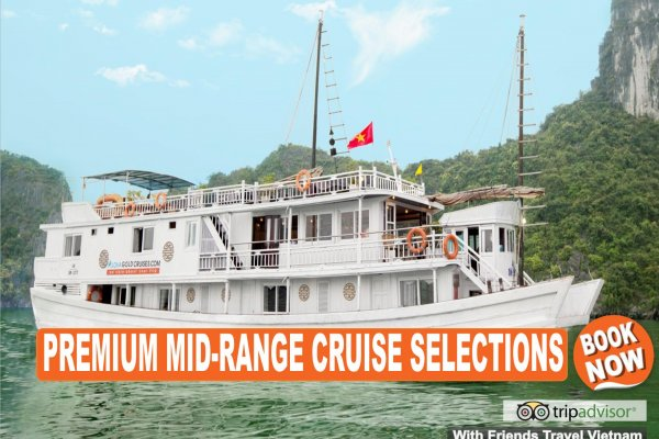Our Mid Range Cruises