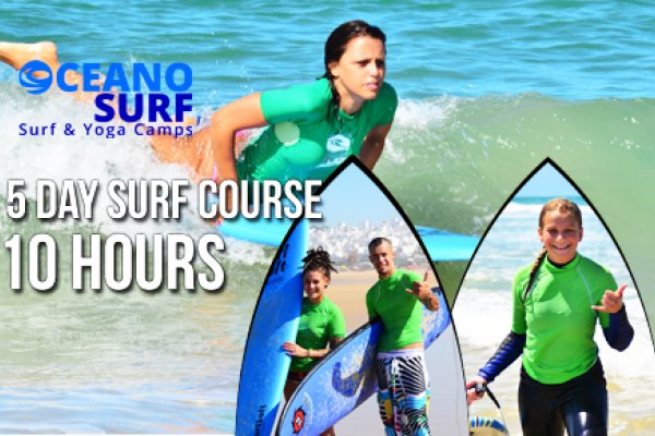 Curso de Surf Conil