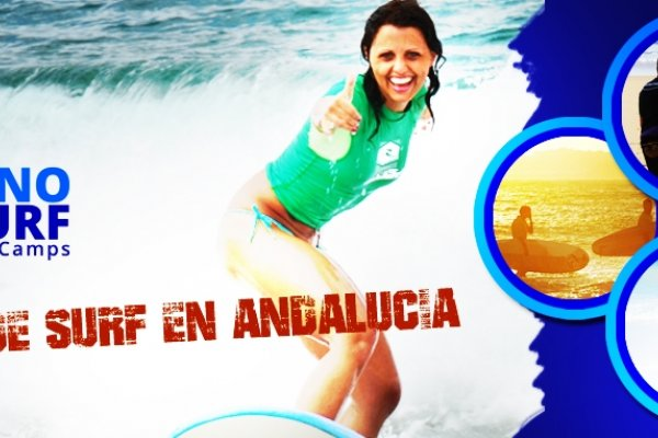 Surf Camp 3 Noches Conil de la Frontera