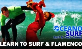 Learn to Surf and Flamenco