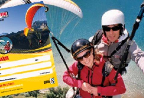 Paragliding Big Blue